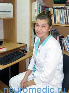 Егорова Галина Леонидовна