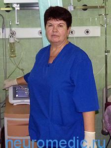 Гурьянова Елена Ивановна