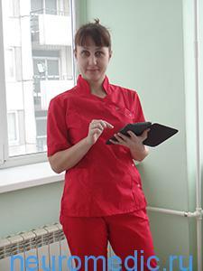 Савельева Ирина Николаевна