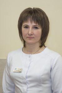 Косынкина Екатерина Сергеевна
